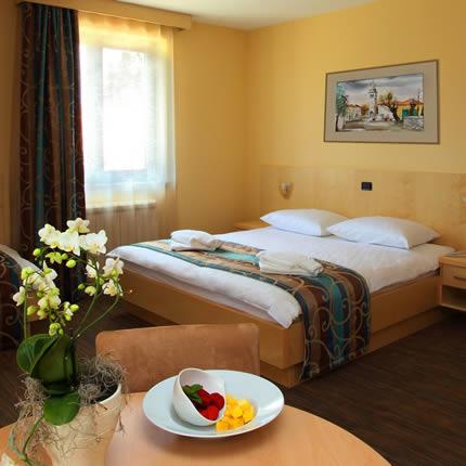 Hotel Malovec družinska soba